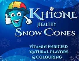 rasithagamage tarafından Khione Snow Cones Banner için no 54