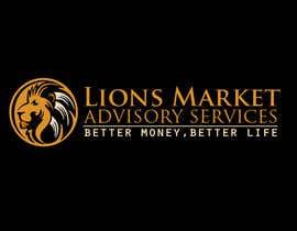 Amtfsdy tarafından Design a Logo for lions market için no 57