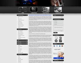#6 para Website Design for Bad Boy Defenders de herick05