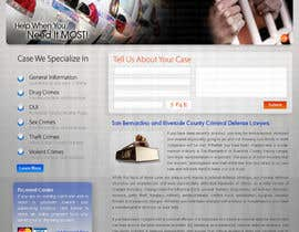 #16 for Website Design for Bad Boy Defenders by PerceptiveC