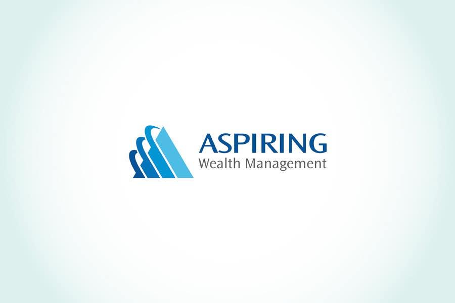 Participación en el concurso Nro.112 para Logo Design for Aspiring Wealth Management