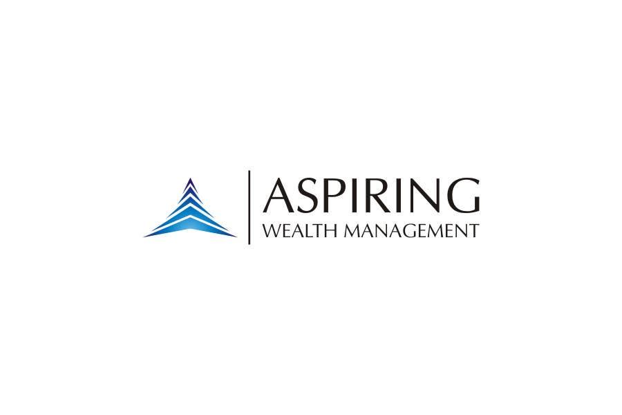ผลงานการประกวด #7 สำหรับ Logo Design for Aspiring Wealth Management