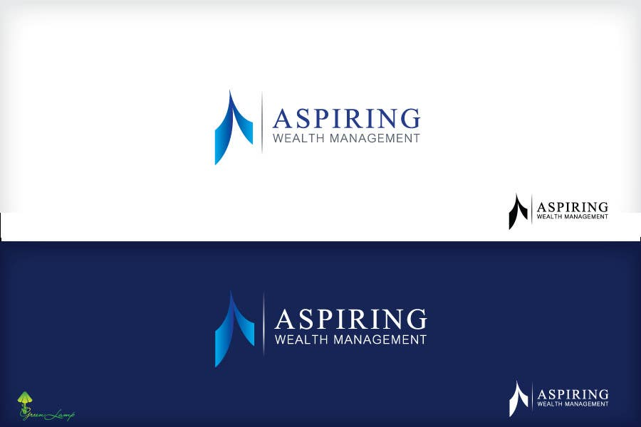 Participación en el concurso Nro.92 para Logo Design for Aspiring Wealth Management