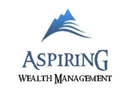 #205 para Logo Design for Aspiring Wealth Management por Dubster