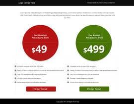#3 cho Design a Website Mockup for pricing page bởi Lakshmipriyaom