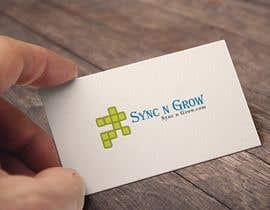 #28 for Design Logo & Favicon For Sync n Grow.com Website af towhidhasan14