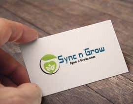 #29 untuk Design Logo & Favicon For Sync n Grow.com Website oleh towhidhasan14