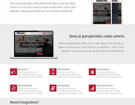 #4 untuk Design 2 pages for website billable oleh marcelocintraa