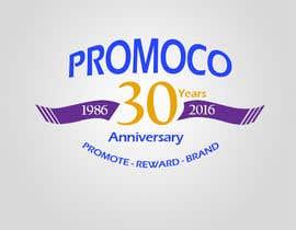 #28 untuk Design a Logo for corporate  30th anniversay oleh kam3dyard