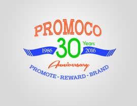 #31 untuk Design a Logo for corporate  30th anniversay oleh kam3dyard