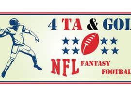 JackPot007 tarafından Design a Logo for NFL Fantasy Football expert tips page için no 26