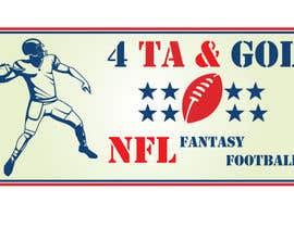 JackPot007 tarafından Design a Logo for NFL Fantasy Football expert tips page için no 27