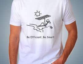 llimbus tarafından Design a T-Shirt for Solar Company için no 73
