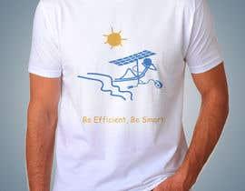 llimbus tarafından Design a T-Shirt for Solar Company için no 79