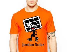 taraskhlian tarafından Design a T-Shirt for Solar Company için no 64