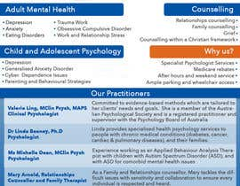 #15 untuk Design a Flyer for Psychology service oleh BrunaMosquera