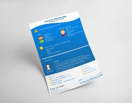 #9 untuk Design a Flyer for Psychology service oleh CharlesNgu