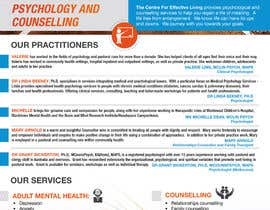 #38 untuk Design a Flyer for Psychology service oleh silvi86