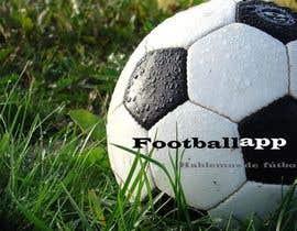 #82 untuk Nombre para una App de Futbol oleh Fran95