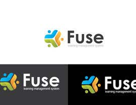 #231 dla Logo Design for Fuse Learning Management System przez saiyoni