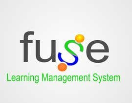 #233 cho Logo Design for Fuse Learning Management System bởi chewdee