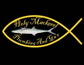 #14 cho Design a Logo for Holy Mackerel Plumbing And Gas bởi mediadesigners