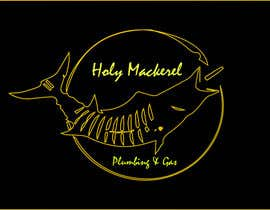 #21 for Design a Logo for Holy Mackerel Plumbing And Gas af EeDymonNij