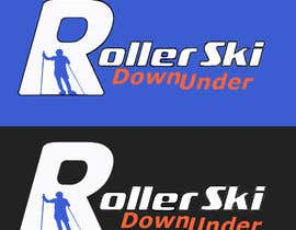 #9 for Design a Logo for Roller ski Down under af giacomonegroni