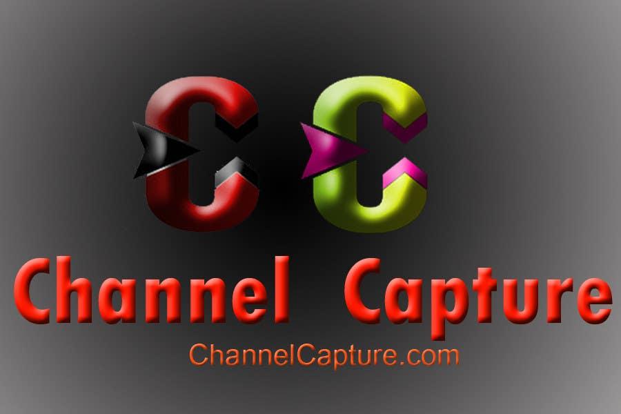 Penyertaan Peraduan #10 untuk Design a Logo for ChannelCapture.com