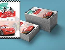#6 for Design a Flyer for a birthday invitation af MouadEl3