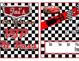 #4 untuk Design a Flyer for a birthday invitation oleh photoshopro257