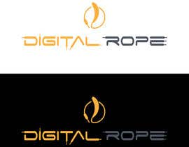 vasked71 tarafından Design a Logo for Digital Rope için no 31