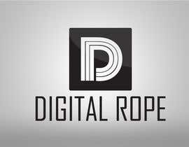 #37 for Design a Logo for Digital Rope af HAIMEUR