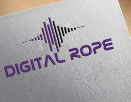 #34 for Design a Logo for Digital Rope af anhvacoi
