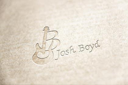 #67 for Design a Logo for Josh Boyd af rjsoni1992