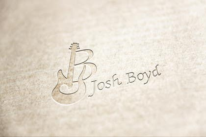 #67 untuk Design a Logo for Josh Boyd oleh rjsoni1992
