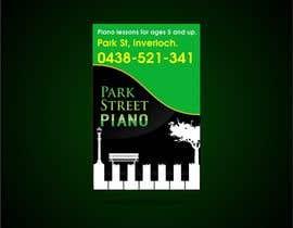 #170 untuk Design a Logo for a Piano Teacher oleh cuongprochelsea
