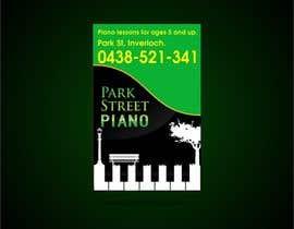 #173 untuk Design a Logo for a Piano Teacher oleh cuongprochelsea