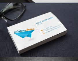 #152 untuk Develop an Identity (logo, font, style, website mockup) for AviationShake oleh toybox29