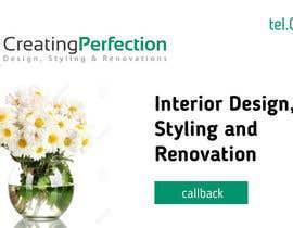 #14 untuk Design a Website for Creating Perfection oleh SovaDesign