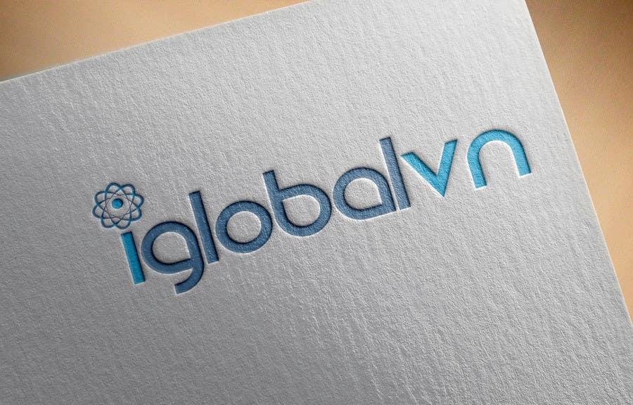 Bài tham dự cuộc thi #7 cho Design a Logo for iglobalvn company