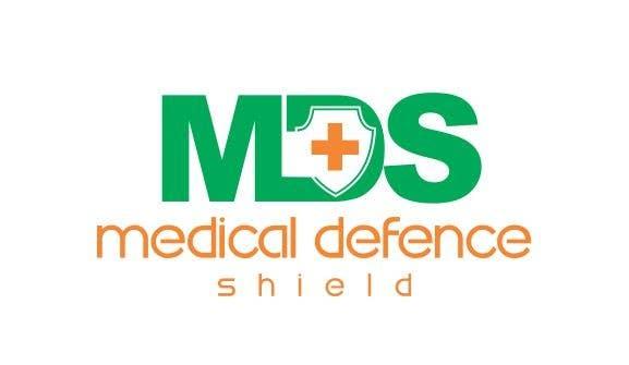 Inscrição nº                                         81                                      do Concurso para                                         Design a new Flat Logo for Medical Defence organisation