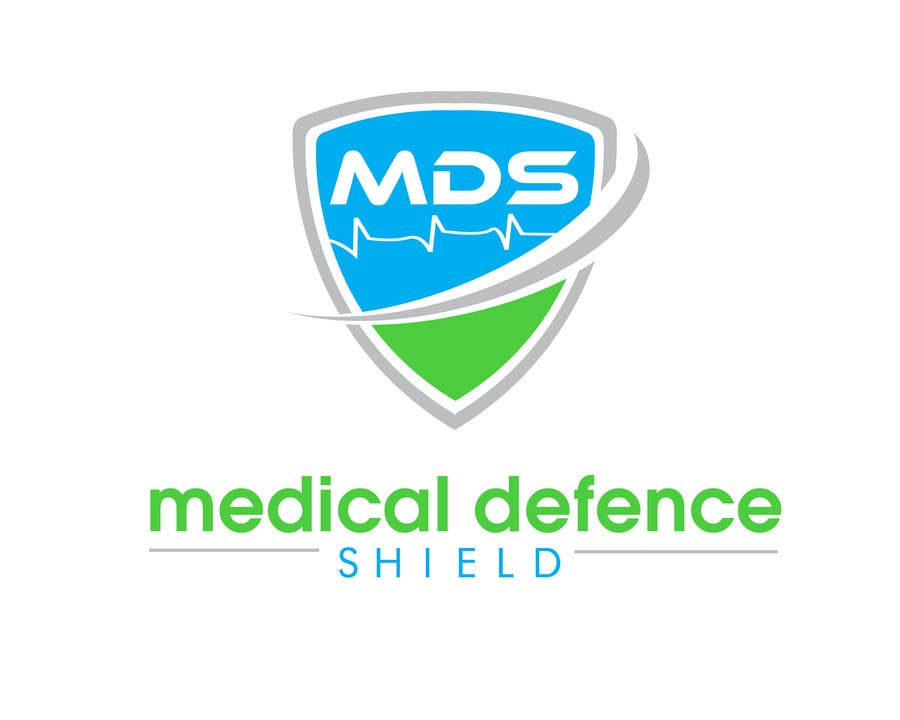 Inscrição nº                                         66                                      do Concurso para                                         Design a new Flat Logo for Medical Defence organisation