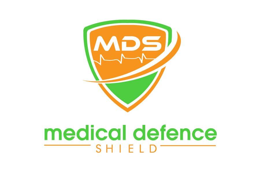 Inscrição nº                                         76                                      do Concurso para                                         Design a new Flat Logo for Medical Defence organisation