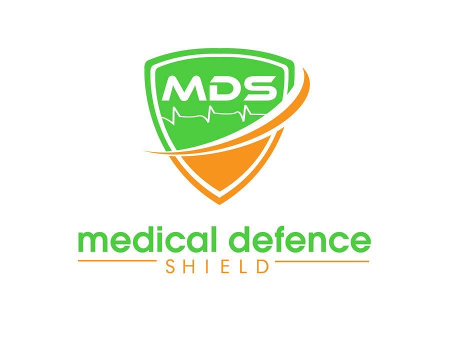 Inscrição nº                                         77                                      do Concurso para                                         Design a new Flat Logo for Medical Defence organisation