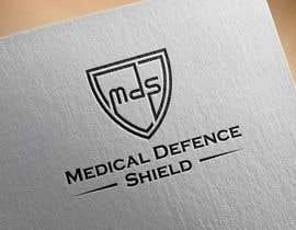 nº 185 pour Design a new Flat Logo for Medical Defence organisation par redclicks