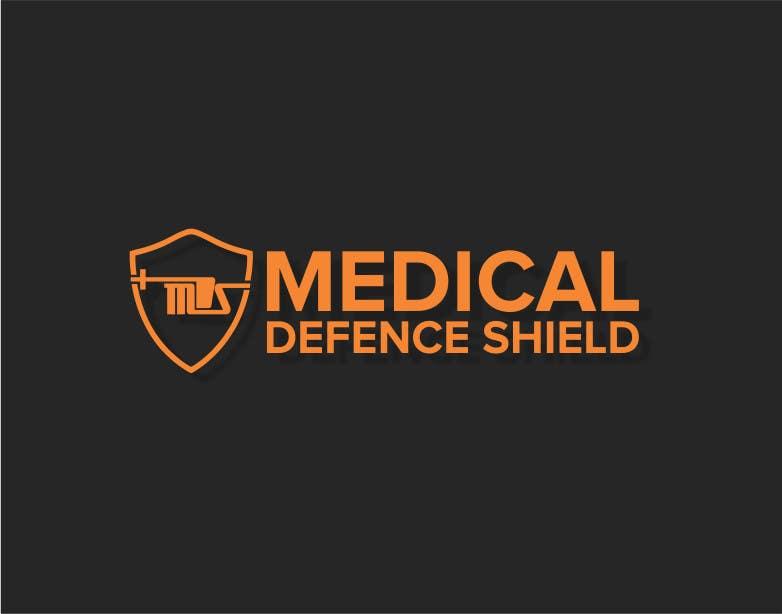Inscrição nº                                         141                                      do Concurso para                                         Design a new Flat Logo for Medical Defence organisation