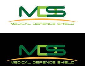 #96 untuk Design a new Flat Logo for Medical Defence organisation oleh vasked71