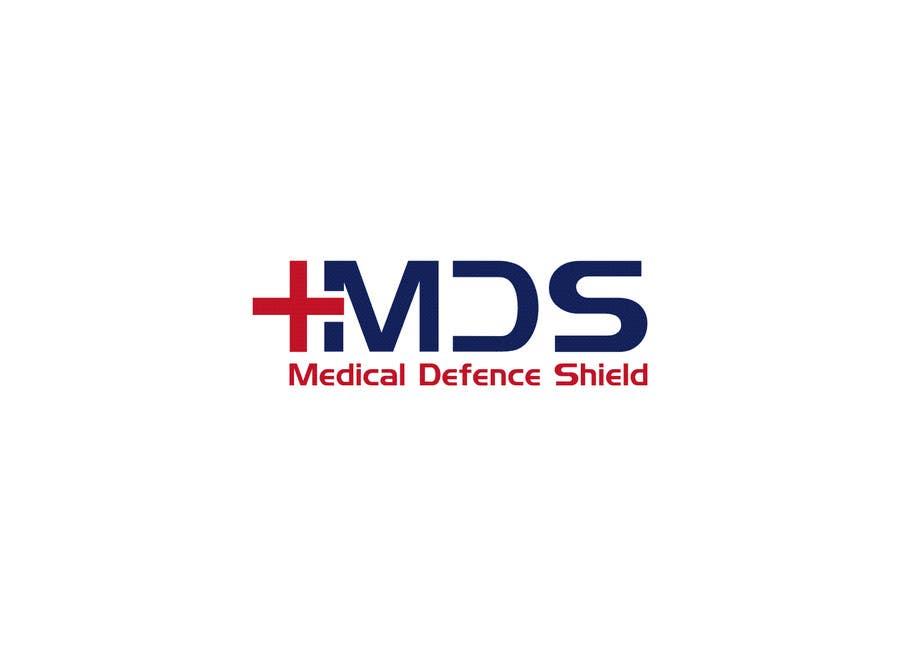 Inscrição nº                                         69                                      do Concurso para                                         Design a new Flat Logo for Medical Defence organisation