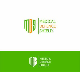 #177 untuk Design a new Flat Logo for Medical Defence organisation oleh eltorozzz